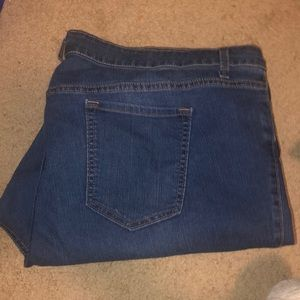 Size 26 plus Super Skinny Jeans from Old Navy